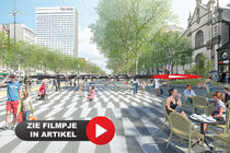 Brussel start in 2020 met heraanleg Gulden Vlies- en Waterloolaan