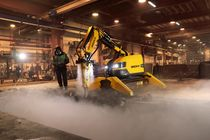 Brokk introduceert mistvernevelaar