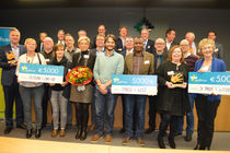 Aedificas Foundation Awards belonen sociaal engagement