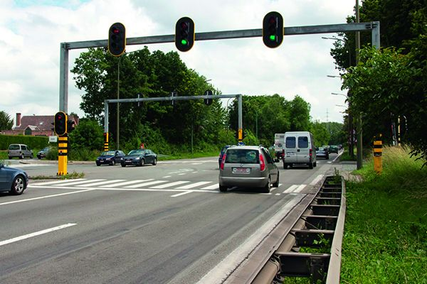 Nog geen A8-tunnel in Halle