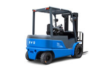BYD-heftruck maakt kans op International Forklift of the Year-award