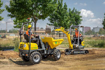 #electrifiedmatexpo by Compact Machinery – Wacker Neuson