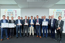 Reynaers Aluminium wint de 'Factory of the Future Award'