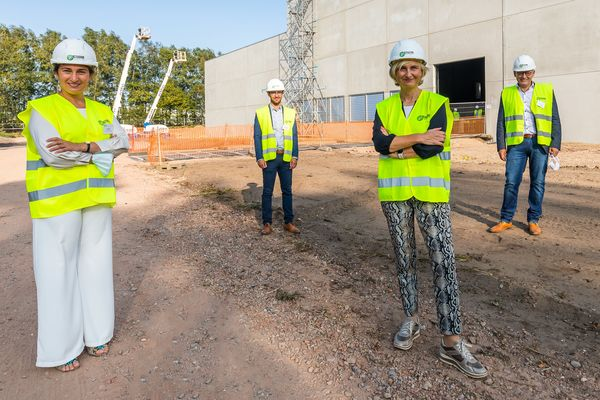 Act&Sorb bouwt mdf-recyclagefabriek in Genk