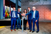UHasselt opent Applicatiecentrum Beton en Bouw
