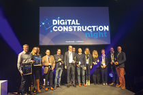 Awards belonen digitale voorlopers in de bouw