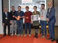 Luikse universiteitsstudenten winnen infobeton Student Contest op Concrete Day