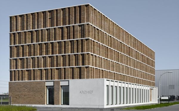 Pools universiteitsgebouw wint Brick Award
