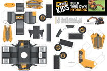 JCB en Cat helpen kids entertainen tijdens lockdown