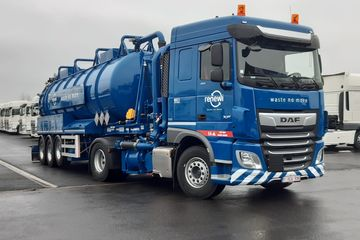 Renewi bestelt 200 DAF-trucks