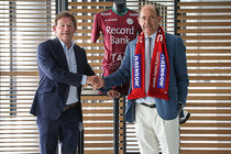 Renson is trouwe partner van Zulte Waregem