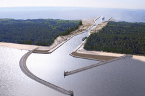 Besix start grootschalig waterbouwproject in Polen