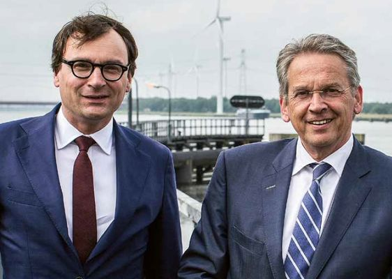 TINC investeert in Nederlands windpark