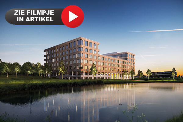 Verstraete Development realiseert Kortrijk Business Park