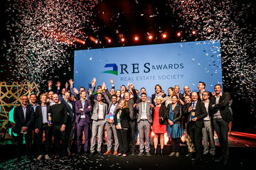 Ontdek de winnaars van de Real Estate Society Awards