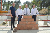 Group GL start tweede appartementsblok Franse Bos in Genk